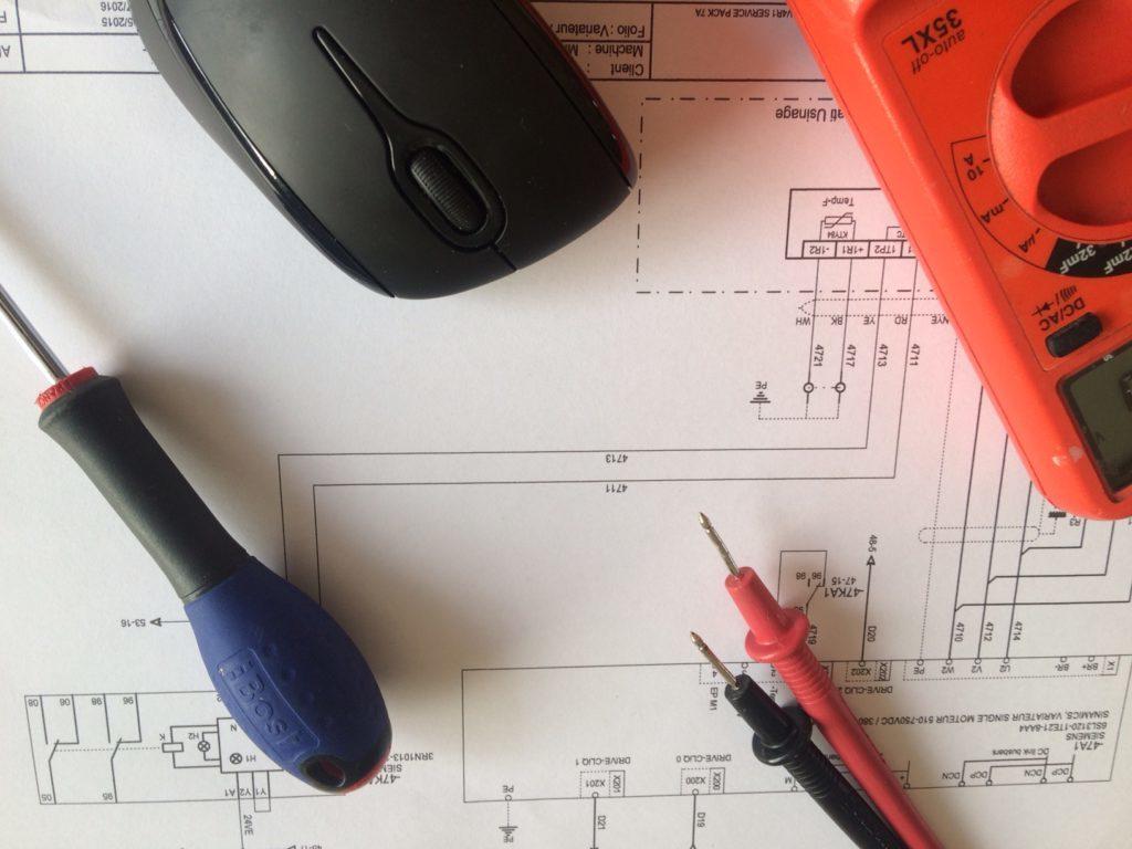 Etude et schéma électrique