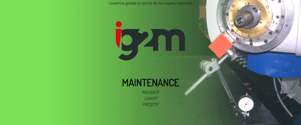 Maintenance tete 5axes usinage